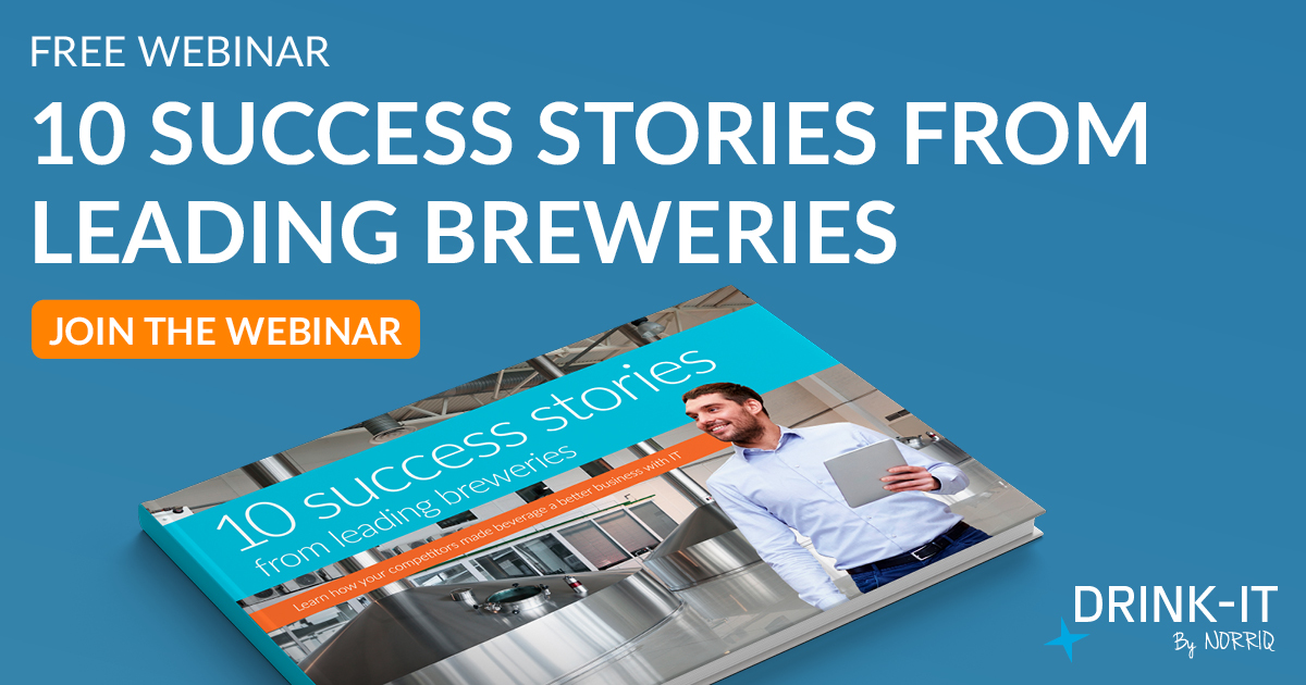 Webinar: 10 success stories from leading breweries